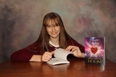 EMS Student Writes & Publishes Book