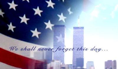 Patriot Day – September 11